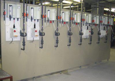 16 Zostava chlorátorov V10k